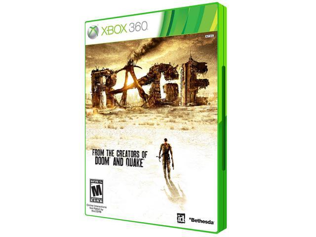 Imagem de Rage para Xbox 360