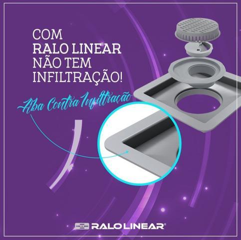 Imagem de RALO LINEAR SQUARE TAMPA  OCULTA INOX 15x15 CM