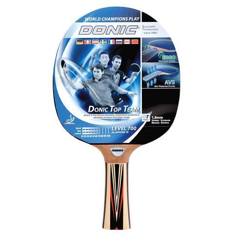 Imagem de Raquete de Tênis de Mesa Top 700 Donic