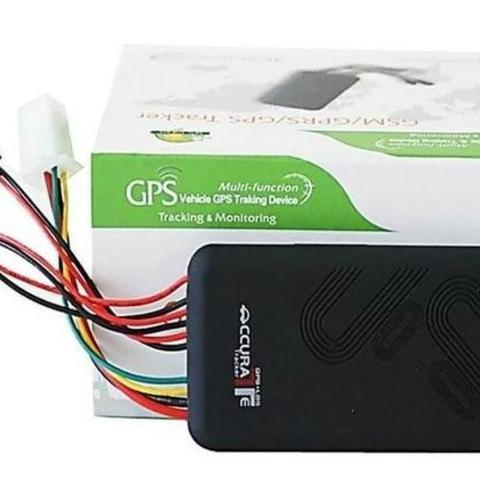Imagem de Rastreador Gps Bloqueador Veicular GT-06 Carro Moto Tracker Gsm / Gps / Gprs 03582