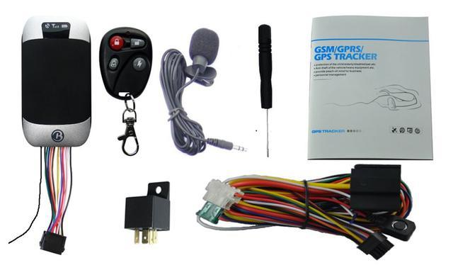 Imagem de Rastreador Gps Bloqueador Veicular Tk-303 Carro Moto O Coban