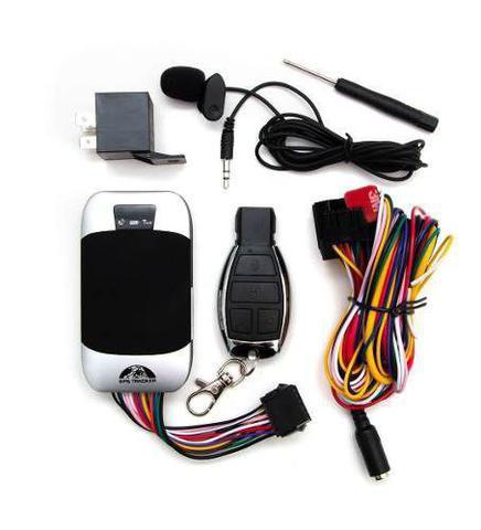 Imagem de Rastreador Gps Bloqueador Veicular Tk-303g Carro Moto Alarme