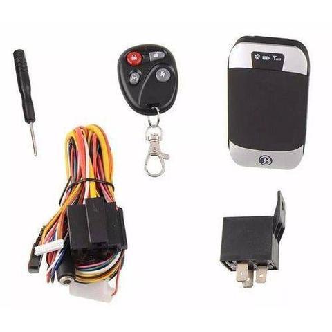 Imagem de Rastreador Gps Bloqueador Veicular Tk-303g Moto Carro