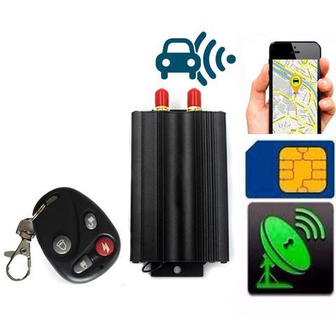 Imagem de Rastreador GPS Coban Localizador Veicular com Controle On-Off