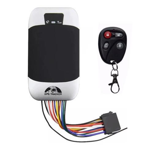 Imagem de Rastreador Gps Moto Carro Bloqueador Veicular Tk-303g
