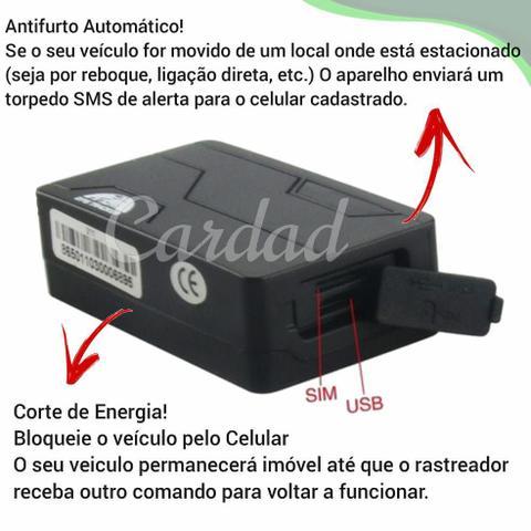 Imagem de Rastreador Gps Veicular Bloqueador Tracker 311c Anti Furto