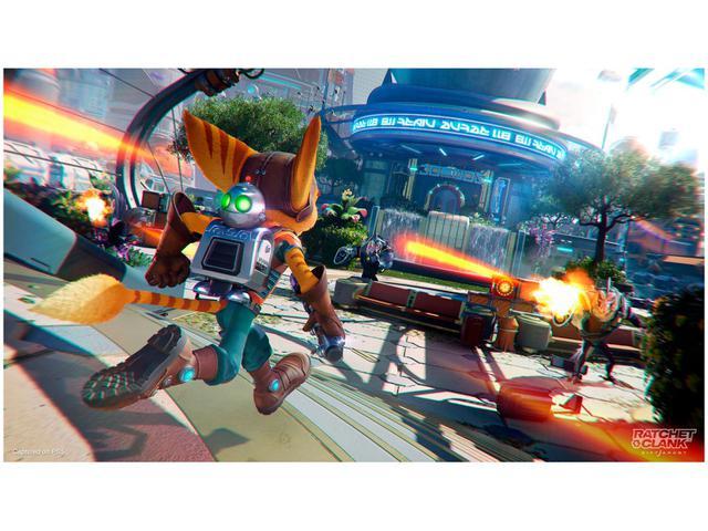 Imagem de Ratchet & Clank: Em Uma Outra Dimensão
