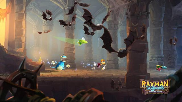 Imagem de Rayman Legends Definitive Edition - Switch