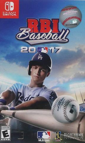 Jogo Rbi Baseball 2017 - Switch - Ea Sports