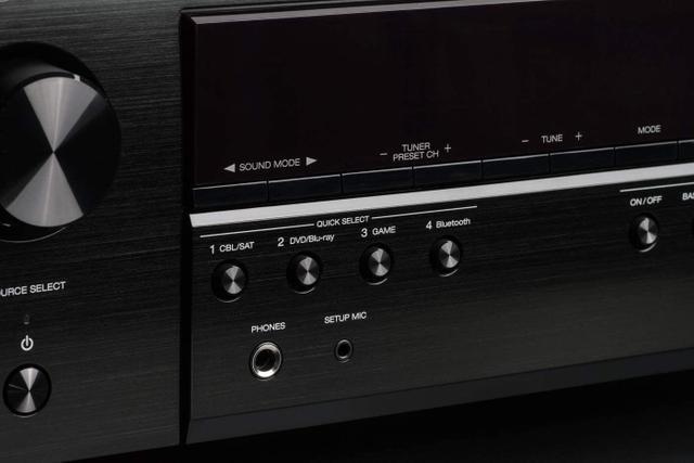 Imagem de Receiver Denon AVR-S540BT 5.2CH 4K HDMI Bluetooth - Denon