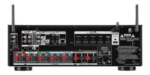 Imagem de Receiver Denon AVR-S750H 7.2 Canais 4K 1400W 110 V