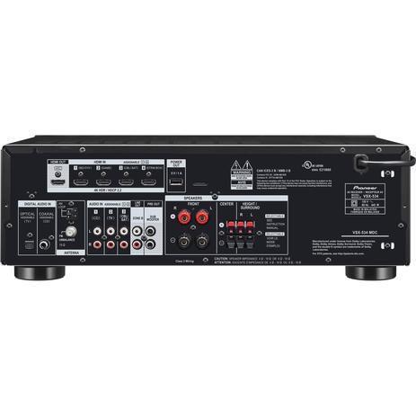 Imagem de Receiver Pioneer VSX534 AV 5.2 Ch Dolby Atmos Bluetooth 127