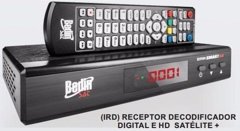 Imagem de Receptor Analógico Digital Hd Bs9100 Bedin Sat