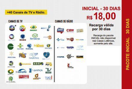 Imagem de Receptor Claro Tv Hd Com Saída Hdmi - SUA TV COM SINAL HD