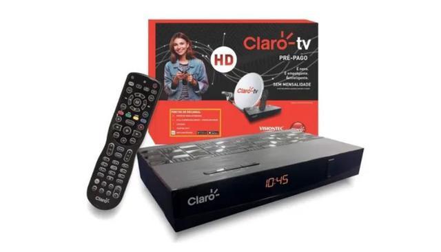 Imagem de Receptor Claro TV HD  Pré Pago
