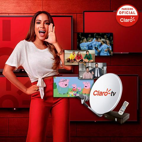 Imagem de Receptor Claro TV Pré HD