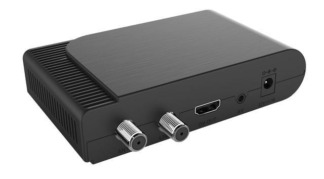Imagem de Receptor e conversor digital ultra box, canais digitais, hd bedinsat