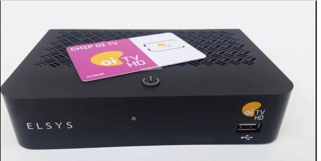 9b167ae4edf Receptor Oi Tv Livre Com 3 unidades - Elsys - Receptor - Magazine Luiza