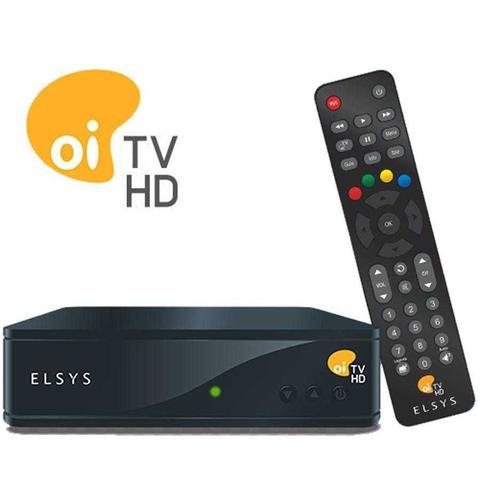 Imagem de Receptor Para Oi Tv Livre Hd  -  Elsys