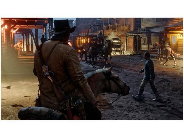 Imagem de Red Dead Redemption II para Xbox One