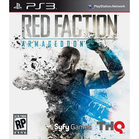 Jogo Red Faction: Armageddon - Playstation 3 - Thq