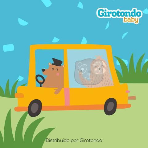 Imagem de Redutor Claridade Duplo Urso Preto Girotondo Baby
