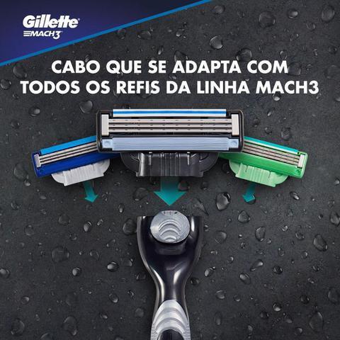 Imagem de Refil Carga Gillette Mach3 16 Unidades