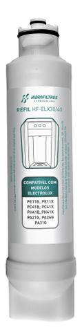 Imagem de Refil Filtro Electrolux PE11X, PE11B, PA21G, PA26G, PA31G, PC41X, PH41B e PH41X  ELX40