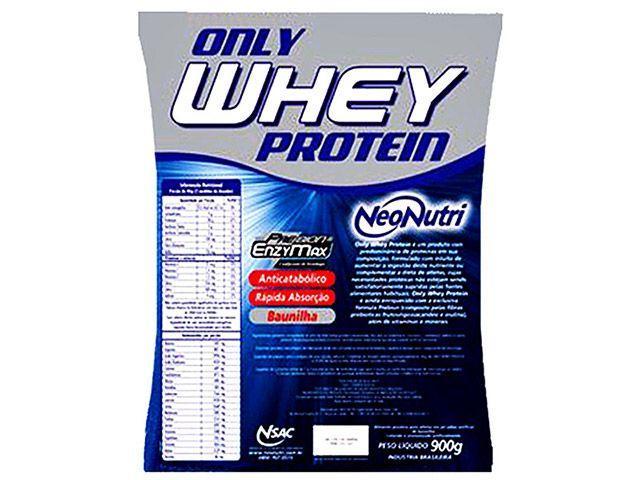 Imagem de Refil Only Whey Protein 900g Chocolate