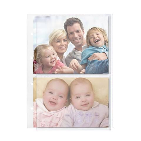 Imagem de Refil para Álbum de Fotos 4 Fotos 10x15 PP