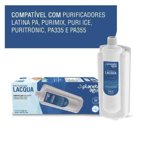 Imagem de Refil Purificador Água Latina LACQUA P355