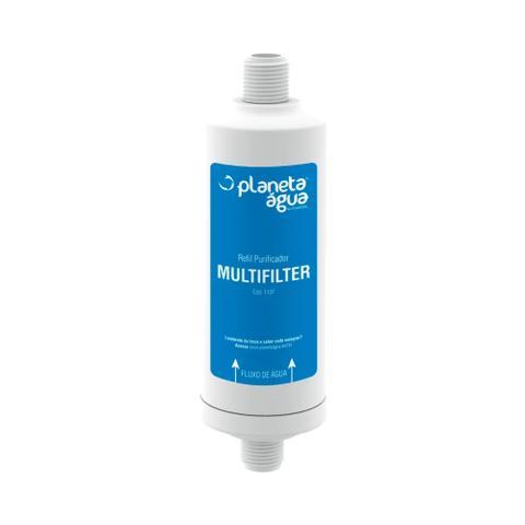 Imagem de Refil purificador de água  top multifilter - planeta água