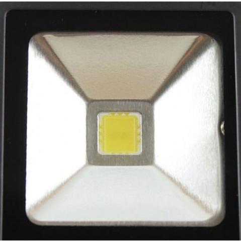 Imagem de Refletor de Led Maxtel 10W Branco Bivolt Holofote IP 66