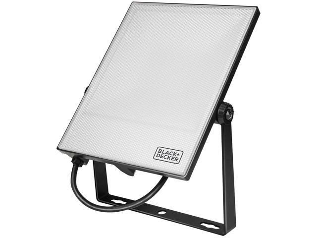 Imagem de Refletor LED 50W 6500K Black + Decker