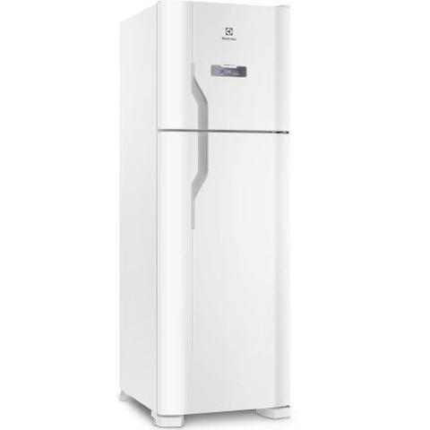 Geladeira/refrigerador 371 Litros 2 Portas Branco - Electrolux - 110v - Dfn41