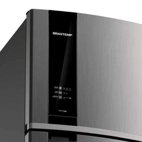 Imagem de Refrigerador Brastemp 2 Porta Evox 375l Frost Free 220v