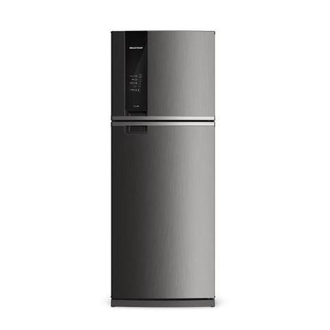 Imagem de Refrigerador Brastemp Duplex Inox 462 Litros 110V BRM56AK