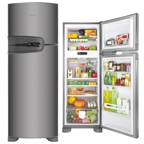 Imagem de Refrigerador Consul Duplex Frost Free Platinum 340L 220V CRM38NKBNA