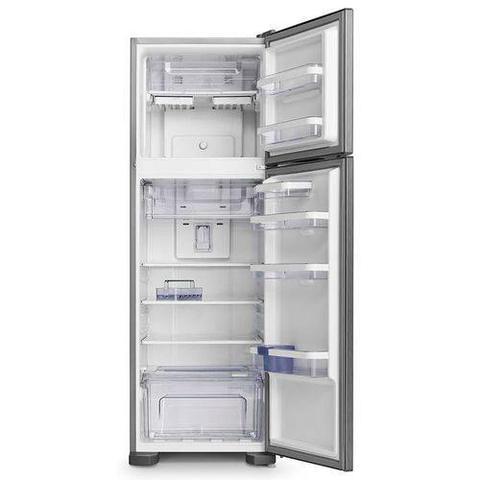 Imagem de Refrigerador DFX42 Duplex 370L Frost Free Inox ELECTROLUX
