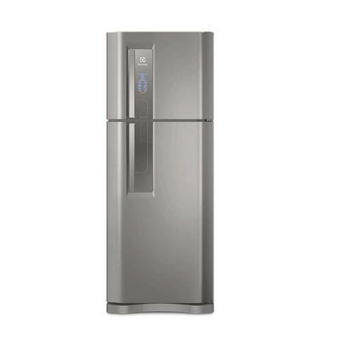 Imagem de Refrigerador Electrolux 2 Portas 427L Frost Free Inox 127v DF53X