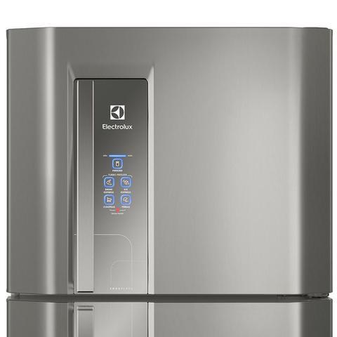 Imagem de Refrigerador Electrolux 2 Portas Frost Free 459L Platinum 220VDF54X
