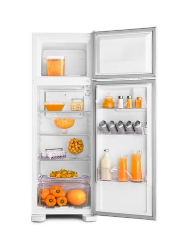 Imagem de Refrigerador Electrolux Cycle Defrost 260 Litros Branco DC35A  220 Volts