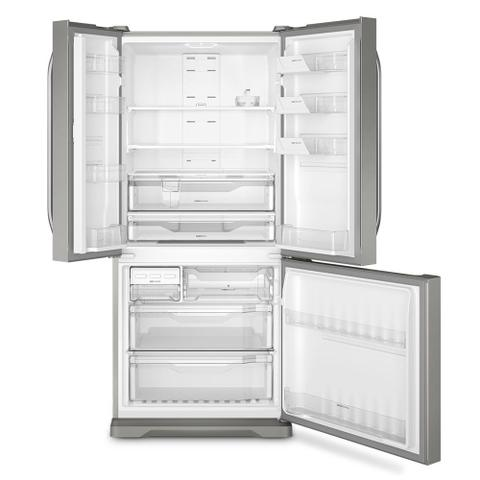 Imagem de Refrigerador Electrolux Frost Free Multi Door 579 Litros Inox DM84X - 220 Volts