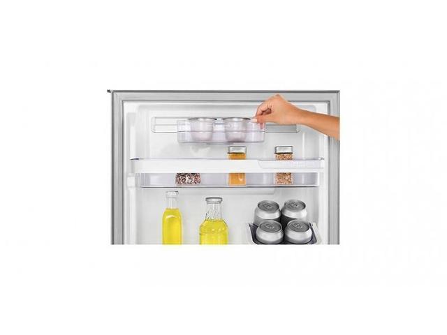 Imagem de Refrigerador Electrolux Top Freezer 382 Litros Inox TF42S  110V
