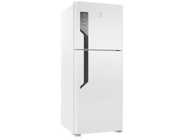 Imagem de Refrigerador Electrolux Top Freezer 431L Branco TF55 127V