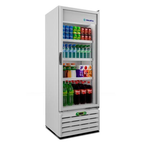 Geladeira/refrigerador 406 Litros 1 Portas Branco - Metalfrio - 220v - Vb40re