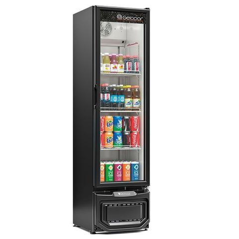 Imagem de Refrigerador/Expositor Vertical Gelopar GPTU-230PR Frost Free 230 L Preto