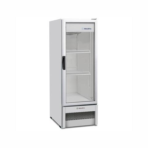 Imagem de Refrigerador / Expositor Vertical Porta De Vidro Para Bebidas 276 Litros VB25R - Metalfrio