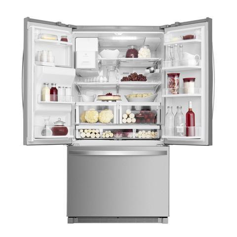Imagem de Refrigerador French Door 634L Inox Fdi90 Electrolux