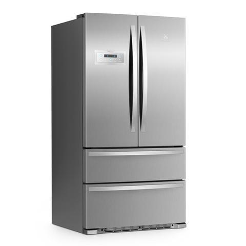 Imagem de Refrigerador French Inox Fdd80 127V Electrolux
